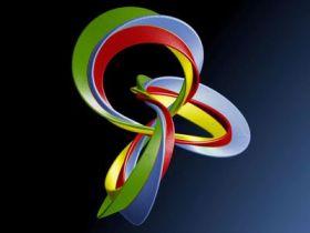 colored shape