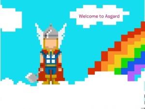 Character Pixelation Contest