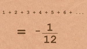 sum of all natural numbers