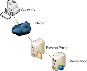 2 reverse proxy