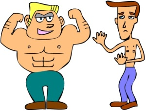 2 strong vs weak